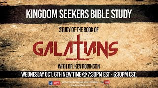 A Study in Galatians with DreamLife