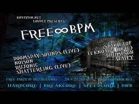 Kovaydin.NET: FREE∞BPM @ Helsinki (24.8.2013)