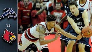 Louisville vs. North Florida Basketball Highlights (2015-16)