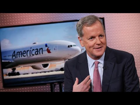 Watch CNBC's Full Interview With American Airlines CEO Doug Parker
