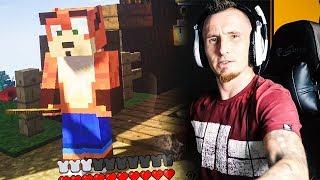 KWADRATOWA MASAKRA... (Minecraft #2)