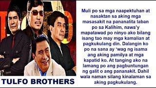 Erwin Tulfo Public Apology to General Bautista