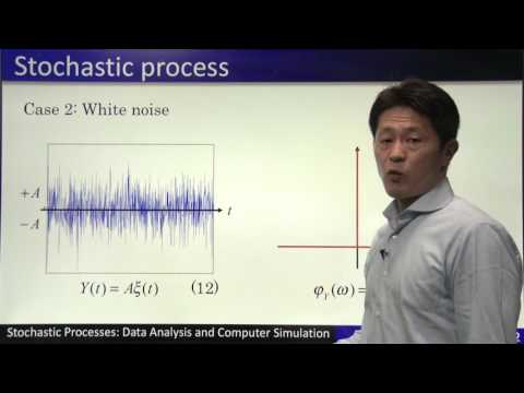Stochastic Processes: Data Analysis and Computer Simulation | KyotoUx on edX