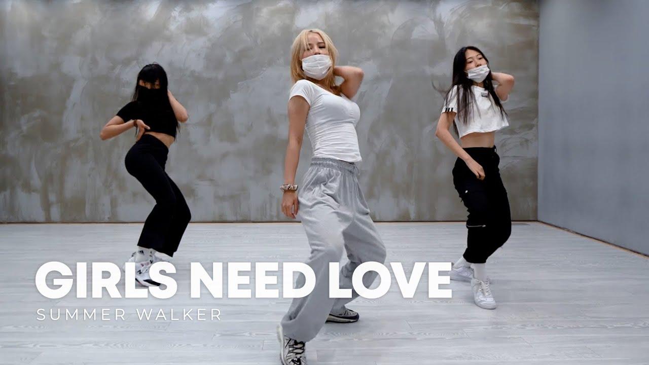 Summer Walker - Girls Need Love / AY-BLE choreography
