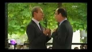 Hollande se marie