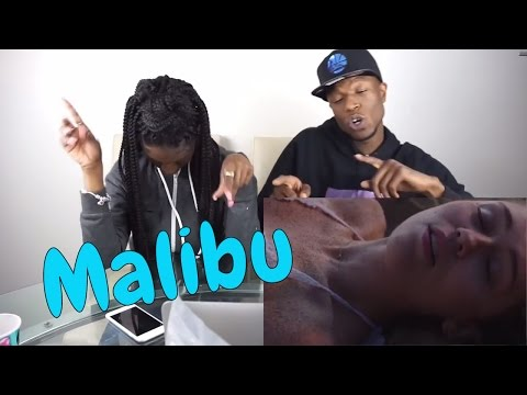 Miley Cyrus - Malibu (Official Video) - REACTION