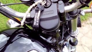 Suzuki GS 450l sound 1987