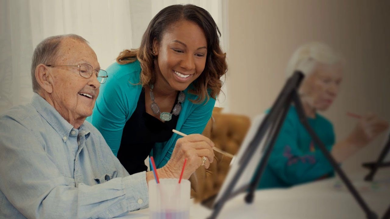assisted living jobs - 1280×720