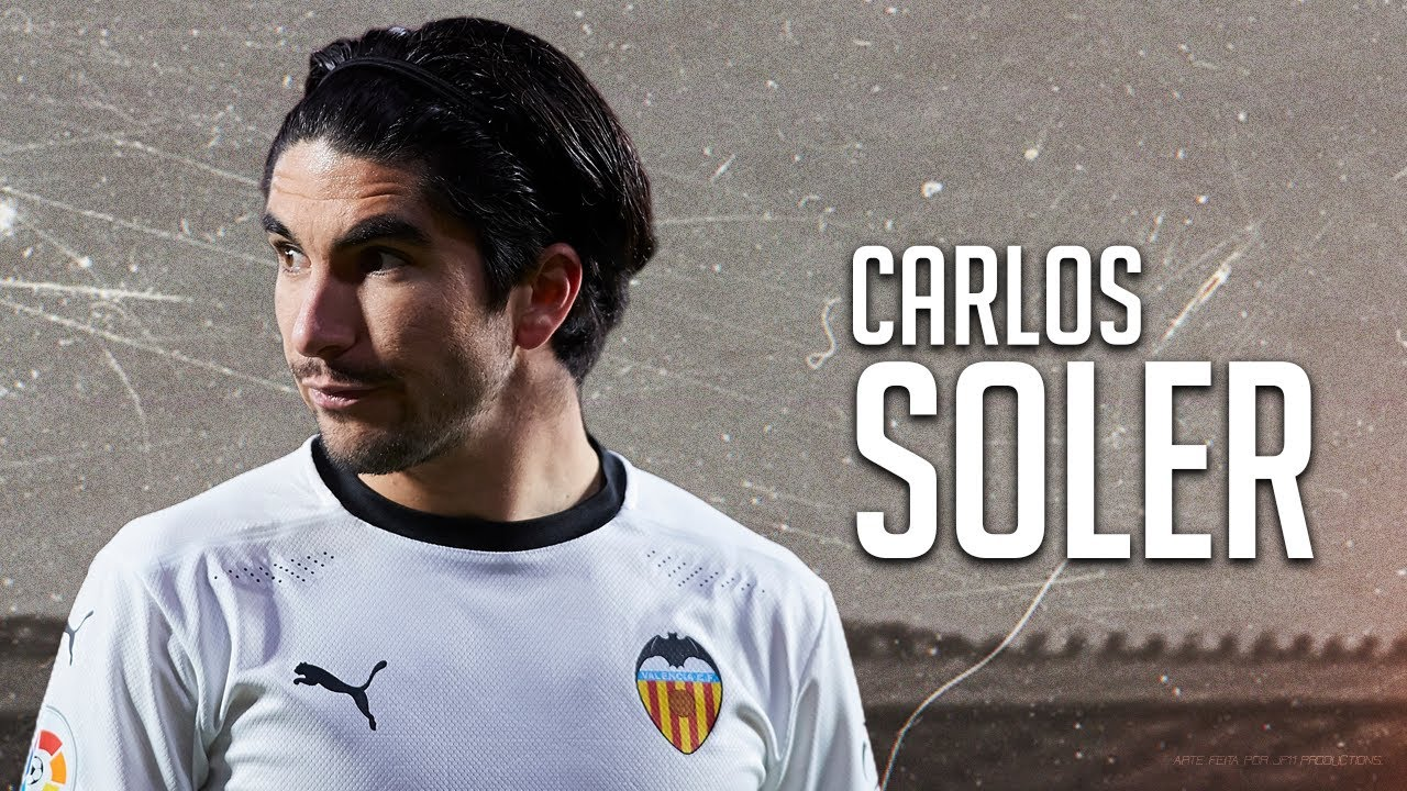 Download Carlos Soler is Pure Class! 2020/21