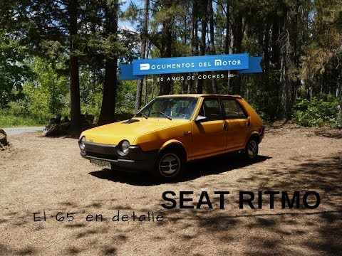 Seat Ritmo (2/2)- El 65 En Detalle