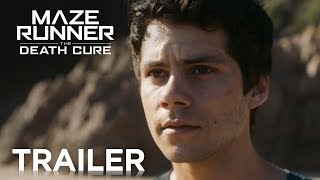 Maze Runner: The Death Cure | International Official Trailer | In Cinemas January 25