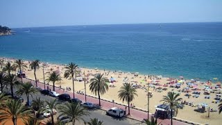 видео курорты Испании