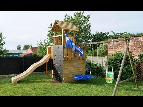 DIY  Children's playground