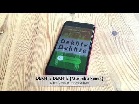 Dekhte Dekhte Ringtone - Atif Aslam Tribute Remix - Batti Gul Meter Chalu - Bollywood Ringtones