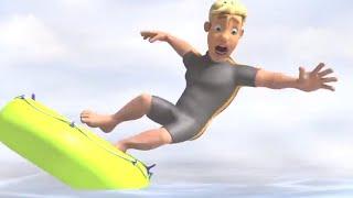 Strażak Sam ⭐️ Ratownictwo morskie! Nowe Odcinki | Bajki dla dzieci