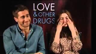 Любовь и другие лекарства  Интервью