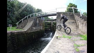 Incredible River Jump