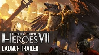 Might & Magic Heroes VII: Launch Trailer [EUROPE]