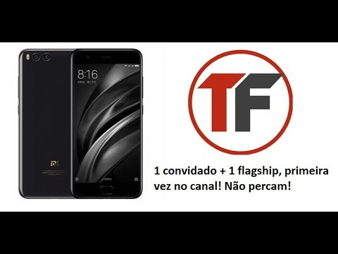 Review do Mi6 com convidado, muito Top e primeira vez no canal -  IT Reviews e Unboxings