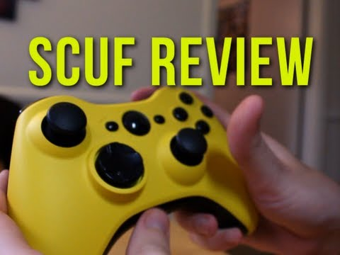 SCUF Controller Review - A Very Detailed Breakdown - Also w/ MW3 Gameplay
