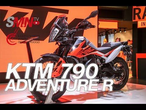 KTM  Adventure R  -  EICMA  [FULLHD]