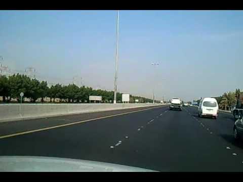 Trip from Ahmadi - Kuwait City Part1