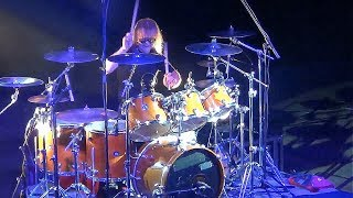 Мега-шоу на ударных от барабанщика группы «АлисА» в ДК «Ростсельмаш»!