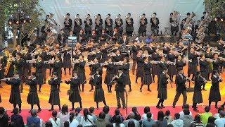 STAR WARS  ~ Queen Medley 大阪桐蔭高校吹奏楽部 フラワーコンサート2019(May 6, 2019)