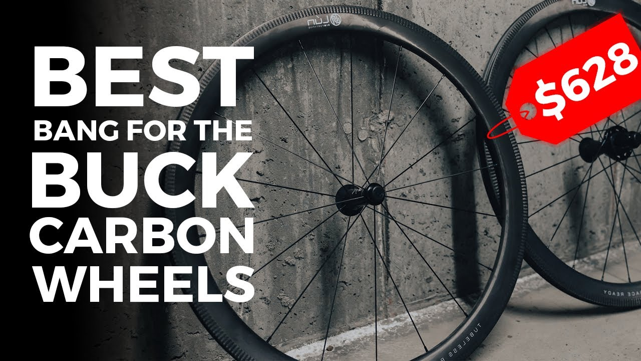 Unboxing 628$ CARBON WHEELS! LUN Road Series from Winspace