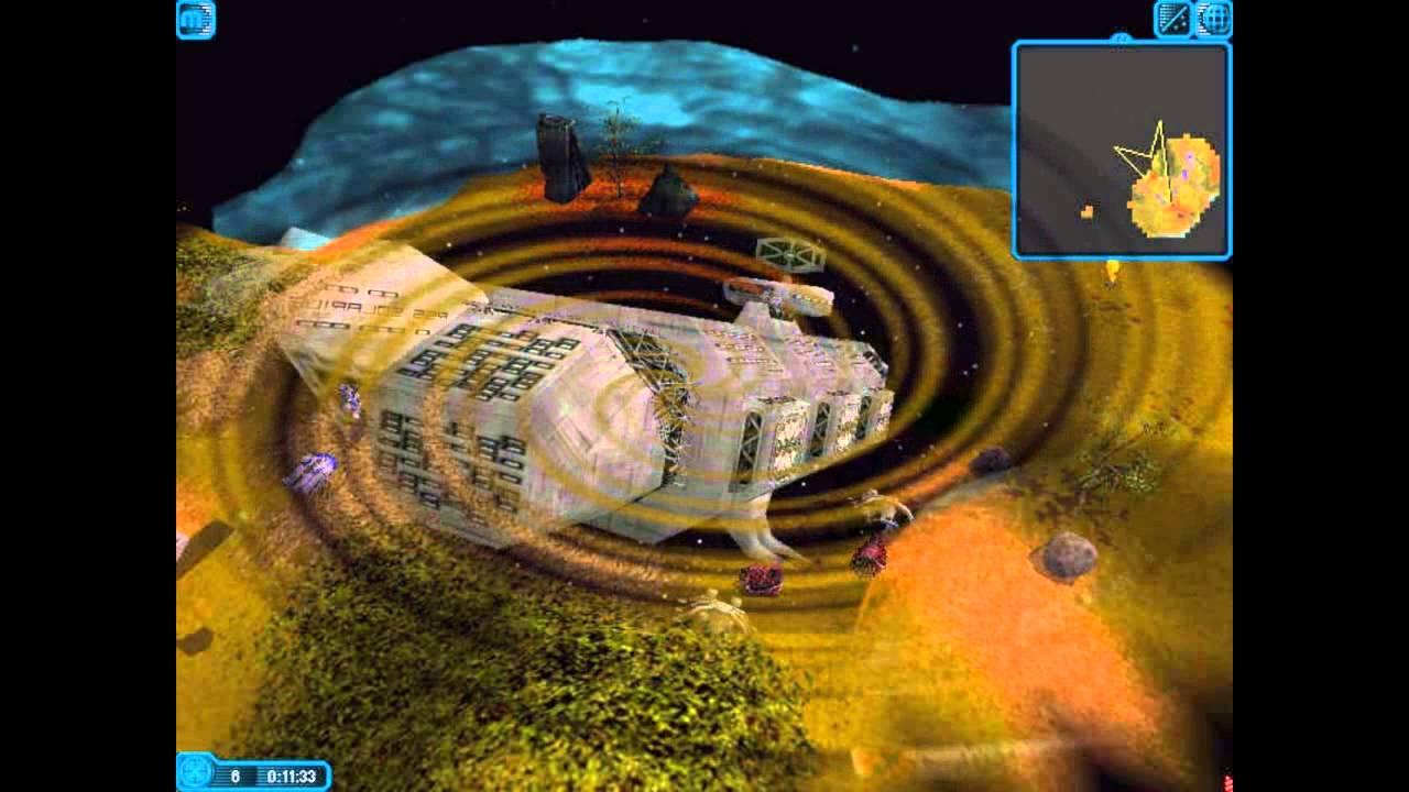 Rim Battle Planets Pc 2002 Gameplay Youtube