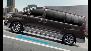 Выбор семейного микро автобуса! Hyundai Grand Starex Urban Exclusive 2020 4wd