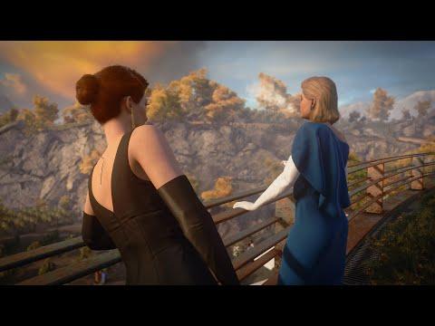 Tamara And Diana Dialogue - HITMAN 3