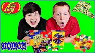 ~★ ❤ CHER BEAR TOYS BEAN BOOZLED CHALLENGE ❤ ★~ Brayden & Friend Take The Gross Jelly Bean CHALLENGE