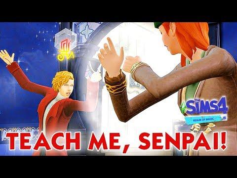 The Sims 4 Realm Of Magic #3 \\ JQLeeJQ