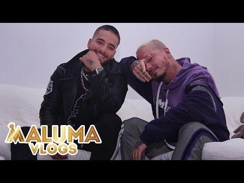 La Gitana - J BALVIN Y MALUMA JUNTOS LOS 2 PAPASITOS