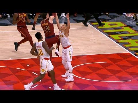 Jeremy Lin Highlights - Cavs at Hawks 12/29/18