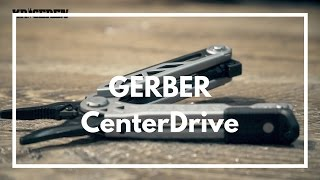 Gerber Center-Drive @ Shot Show 2017