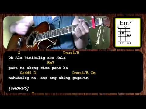 Pinipigil by Yeng Constantino |Acoustic |Guitar Chords | Tutorial ...