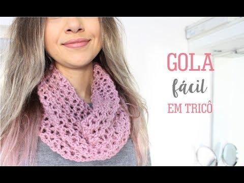 GOLA FÁCIL E RÁPIDA - YouTube 002243250f8