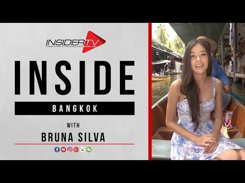 INSIDE Bangkok with Bruna Silva | Travel Guide | JULY 2017