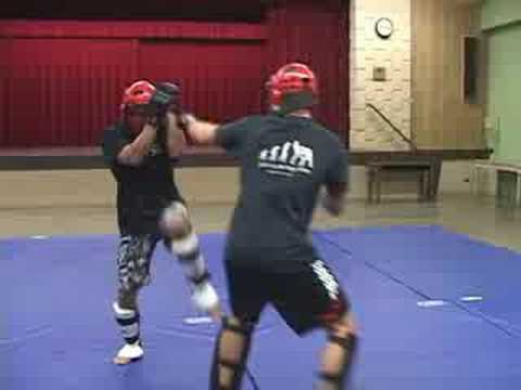 JKD Unlimited MMA For The Street Instructor Test (Part Two)