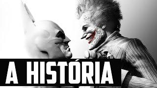 Sessão Spoiler - A História de Batman: Arkham City