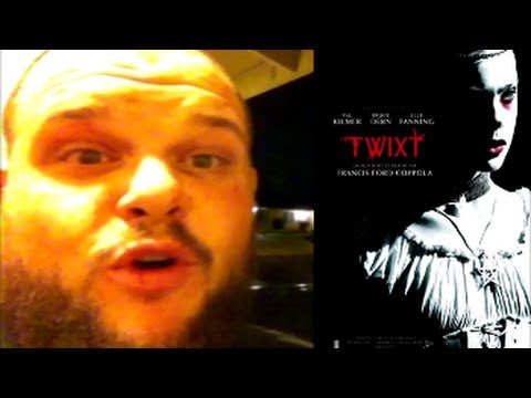 Twixt movie review (2011) Francis Ford Coppola horror ...