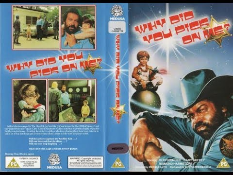 Bud Spencer - De Sheriff maakt zich kwaad - Met ondertiteling (Why did you pick on me 1980)