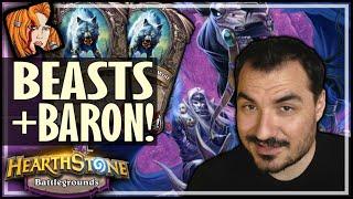 CAN GOLDEN BARON BEASTS WIN?! - Hearthstone Battlegrounds