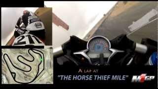 M1GP Pre-2013 Season Test - WSIR HORSE THIEF MILE