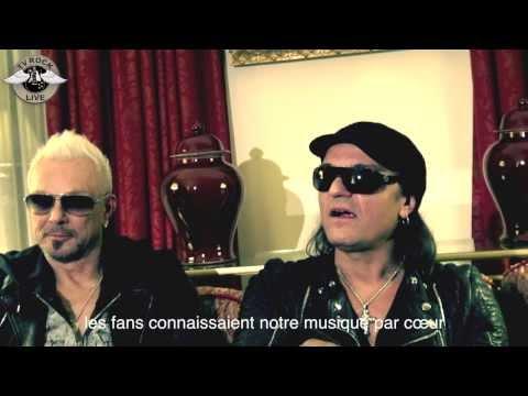 ❌ SCORPIONS   🇩🇪   Rudolf Schenker & Matthias Jabs ✖ MTV Unplugged Athens❗VOSTF