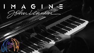 Imagine (The Tribute Cover) - Abijah Gupta ft. John Lennon [With Lyrics]