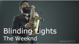 Blinding Lights - The Weeknd (sax cover Graziatto)