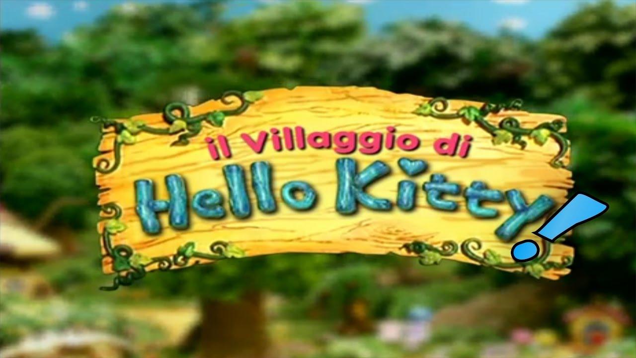 Il villaggio di hello kitty! youtube